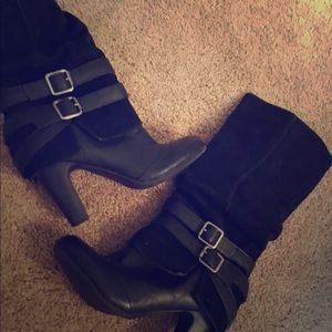 Boots bakers size 7